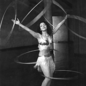 Learn to hula hoop at Laneway Learning